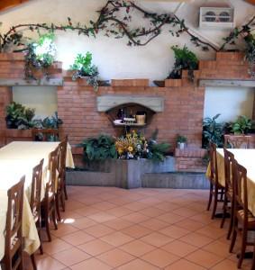 Ristorante Pizzeria La Ruota Gallarate  - Tavolo 10